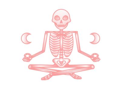 Peace of Mind Skeleton
