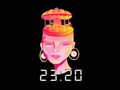 """23:20"" Single Artwork"