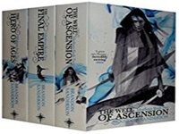 Mistborn Trilogy Boxed Set (Mistborn, #1-3) free full book, M
