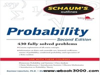Schaum's Outline of Probability, Second Edition (Schaum's Out