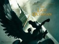 The Last Olympian (Percy Jackson and the Olympians, #5) ipad,
