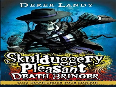 Death Bringer (Skulduggery Pleasant, #6) buy, download Death