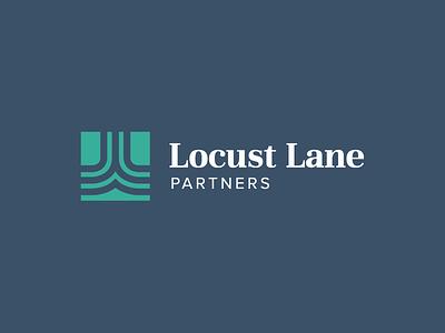 LL Logo financial services simple design branding identity logo ll