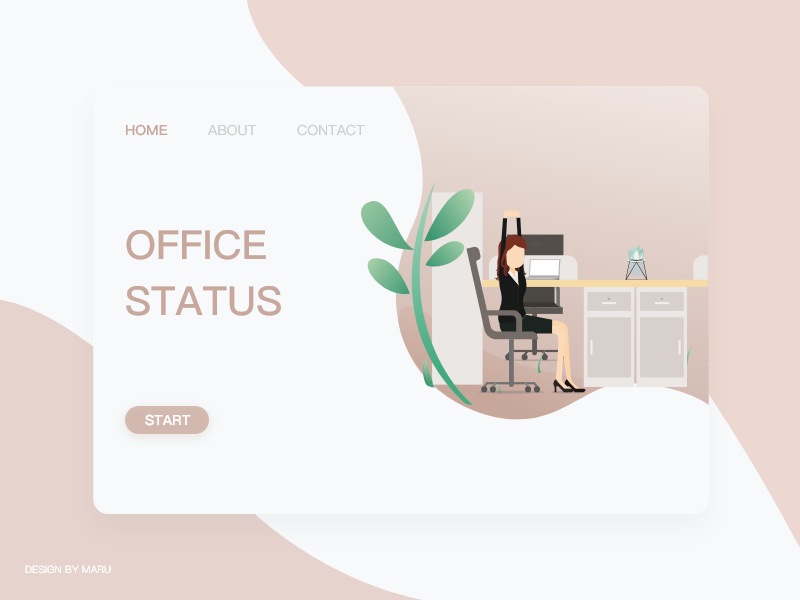 办公状态/OFFICE STATUS 插图