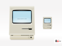 Apple II for 86dpi
