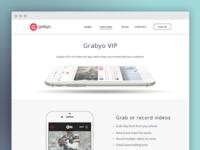 Grabyo VIP App Features