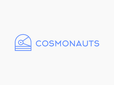 Cosmonauts space cosmos logo cosmonauts