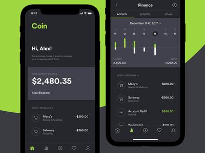 Coin App