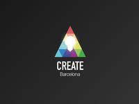 Create Barcelona logo