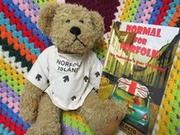 Normal for Norfolk (The Thelonious T. Bear Chronicles, #1) bo