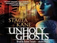 Unholy Ghosts (Downside Ghosts, #1) iphone, Unholy Ghosts (Do