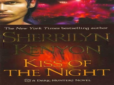 Kiss of the Night (Dark-Hunter, #4) android, Kiss of the Nigh