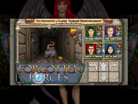 Forgotten Forces Layout