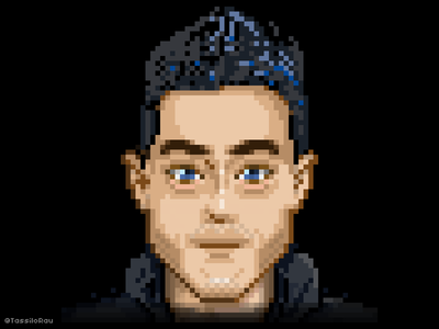 PixelMe: Elliot Alderson