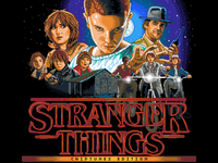 Stranger Things Chiptunes Edition