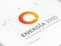Energy 2050 brand
