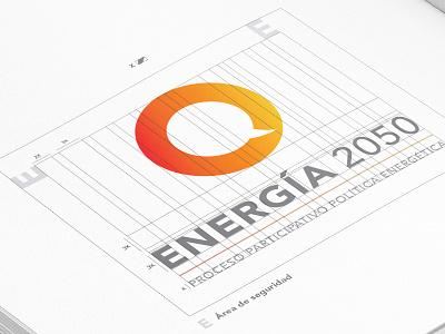Energy 2050 brand corporate identity chat brand chat logo dialogue logo dialogue brand energy branding energy brand energy logo branding brand logotype log