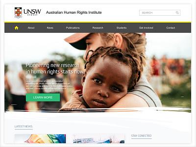 UNSW Sydney Human Rights Website - UI human rights sydney unsw sydney unsw uni website human rights website social human humanrights human rights