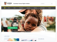 UNSW Sydney Human Rights Website - UI