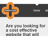 New business website