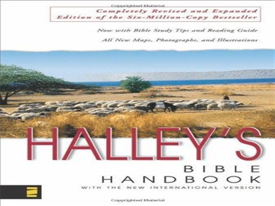 download Halley's Bible Handbook with the New International V