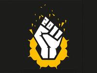 Fronteers fist