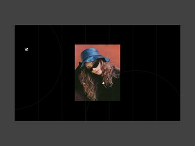 Ephoke.co home interaction design interaction sunglasses sunglass typography principal animation website ui ephoke