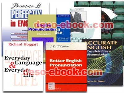 English Pronunciation Books and Audio Books Collection - Mant