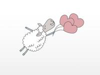 Enamored Sheep