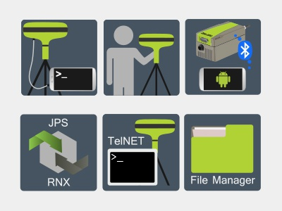 Icons For Android Apps icon illustration work