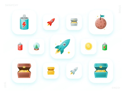 Game app Icons