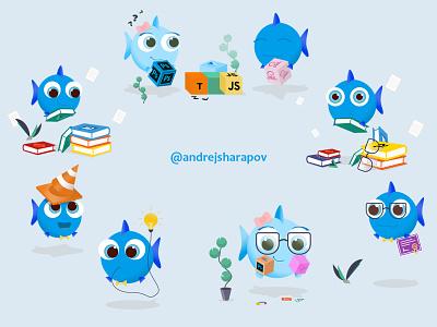 Site Characters character portfolio ui website app vector branding logo illustration interface ux