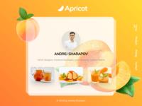 Create an idea: Apricot