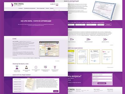Redesign Corporate Website style website concept creative ui uiuxdesign ux webdesign brading interface design