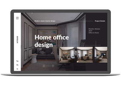 Home office design figmadesign clean design clean ui web design menu branding design branding webdesign website uidesign ui ux design