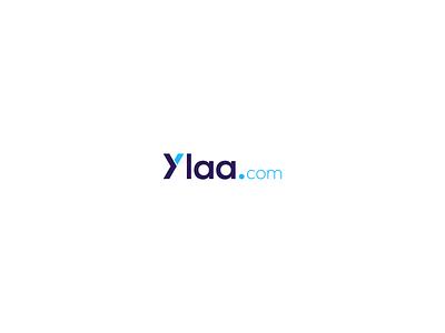 Ylaa™ | Logo | Emarat nova website illustrator illustration identity icon dribbble drawing design logo design lettering logotype logo