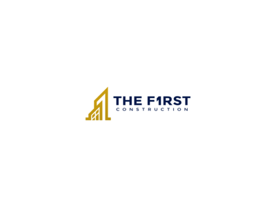THE FIRST™ | Construction | Logo