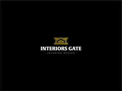 Interios Gate™ | Applecation | Logo nova monogram design monogram logo monogram lettering dribbble ball dribbble best shot dribbble app dribbble gate illustration illustrator identity icon logo design logotype logo
