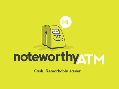 Branding for a new ATM company