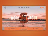 Surf World League Concept