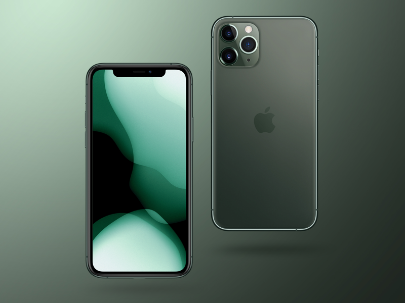 Ios 13 Light Dark Wallpaper By Evgeniy On Dribbble