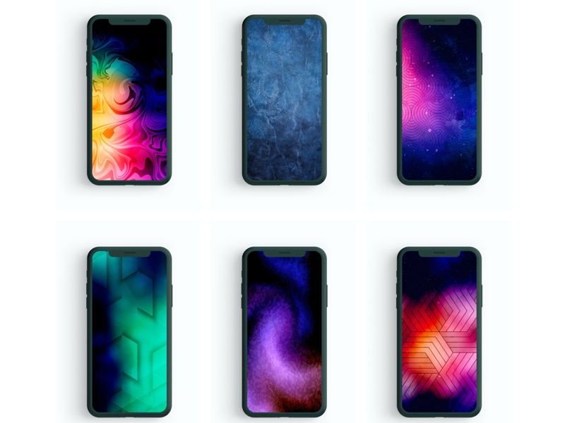 Wallpapers pack 19 ios wallpaper texture photoshop vector minimal iphone11promax iphone ipad illustrator illustration homescreen graphic drawing design colorful background apple