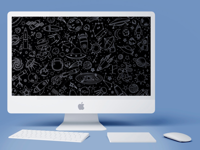 Galaxy desktop