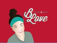 B.Love Illustration