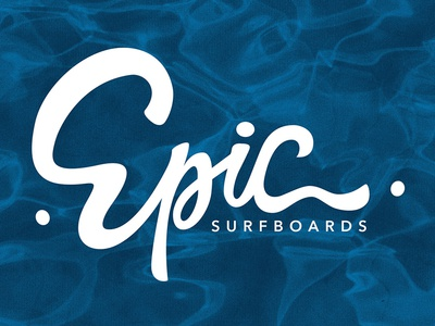 Epic Surfboards