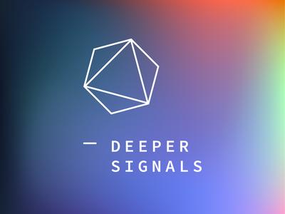 Deeper Signals - Logo