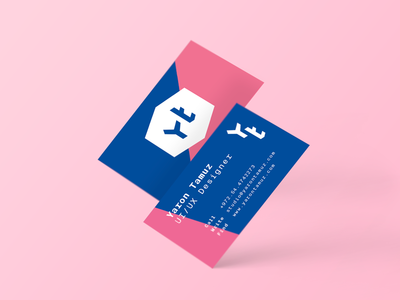 New business card for myself 😍 colorful monospace branding logo business-card stationary