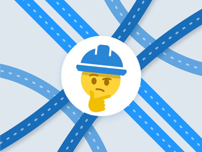 Part two of an onboarding flow illustration icon flat cute material design emoji custom onboarding illustration android app traffic