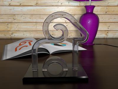 Logo Ram 3D