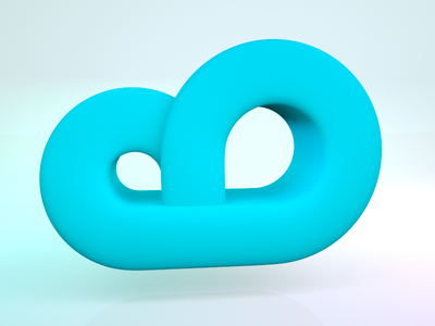 Logo cloudflex 3D